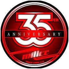 35 Years Emblem